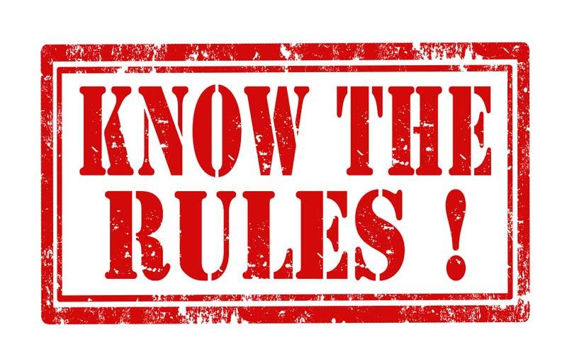 اصول مذاکره را مشخص کنید