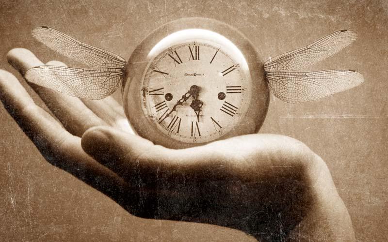 وقت های تلف شده