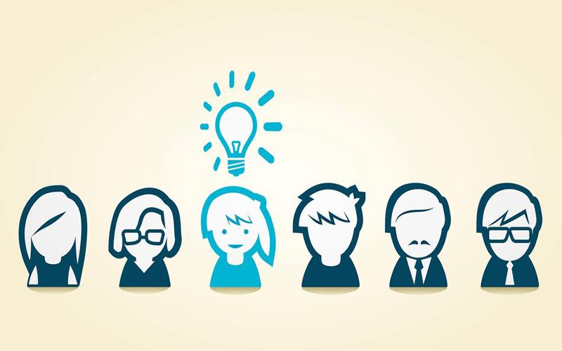 کارآفرین انسان خلاق و ایدهپردازی است.