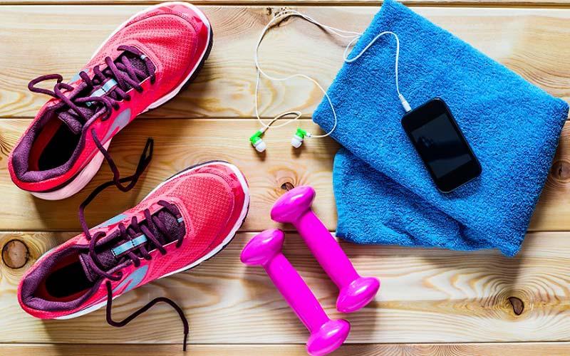 ورزش کنید.