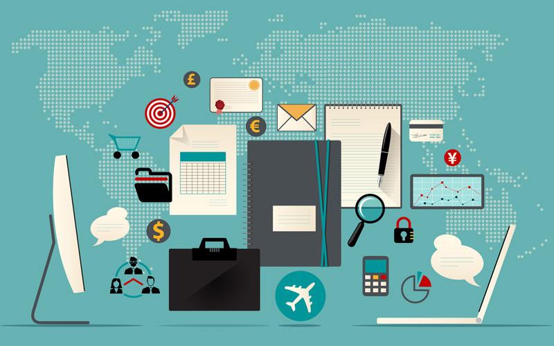 کارآفرینی طیف وسیعی از فعالیتها را شامل میشود.