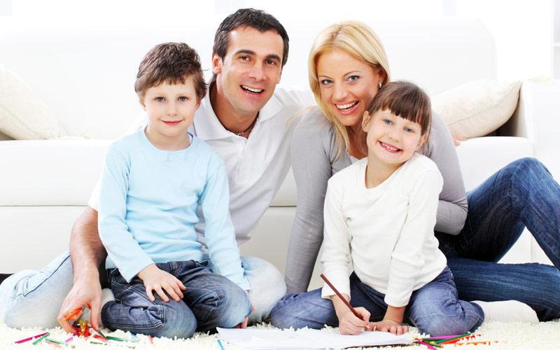 روابط خود را با خانواده و دوستان مستحکم کنید.