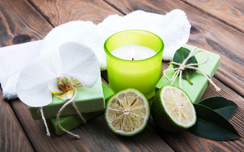 رایحه درمانی با عطر لیمو