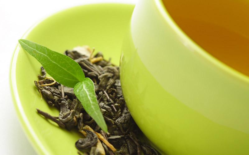 هنگام کار چای سبز بنوشید