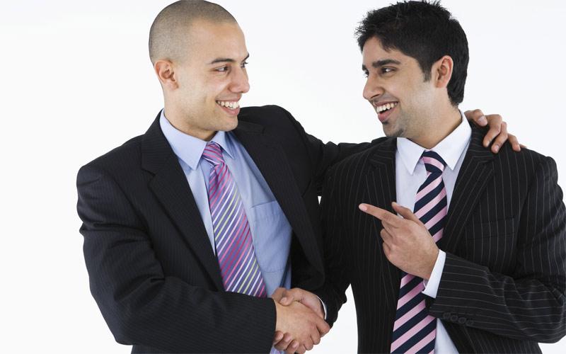 کسب و کار و دوستی