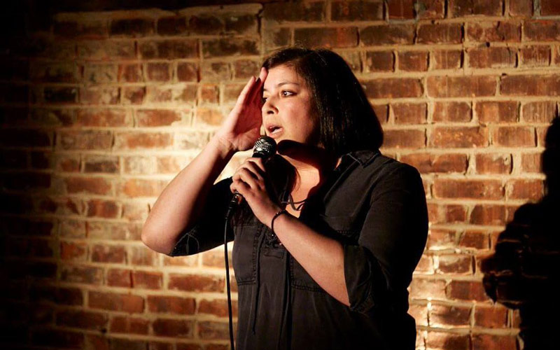 امی شنکر- استندآپ کمدی
