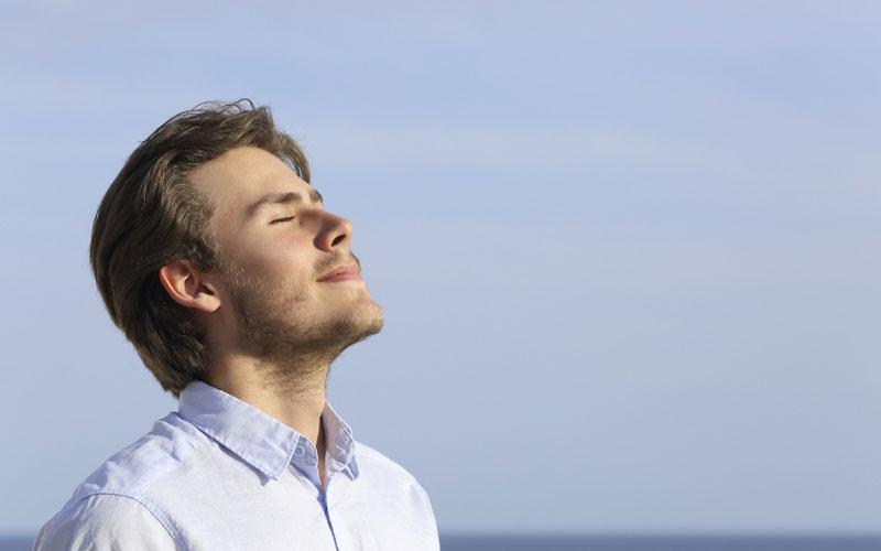 مراقبه متمرکز بر تنفس - آموزش مدیتیشن