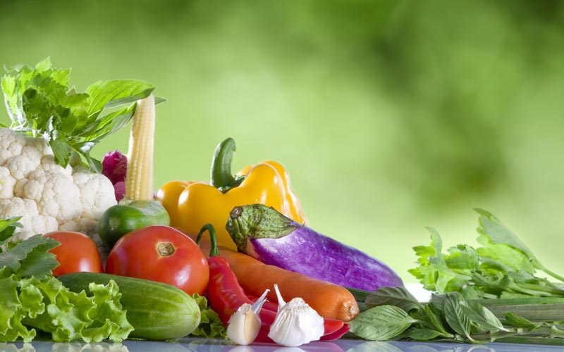 میوه و سبزیجات تازه