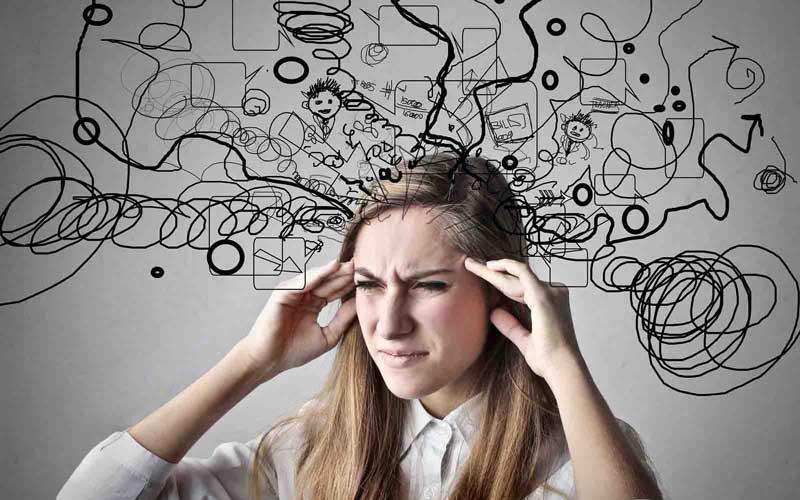 چطور بر هجوم افکار ناخوشایند غلبه کنیم؟