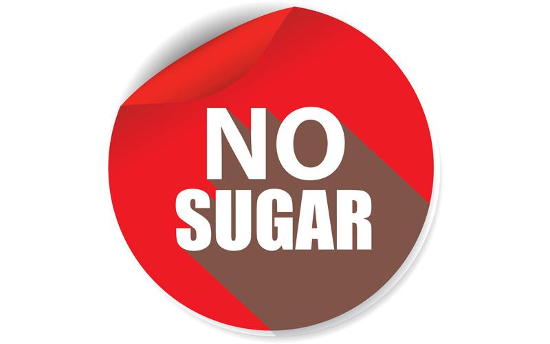 شکر نخورید