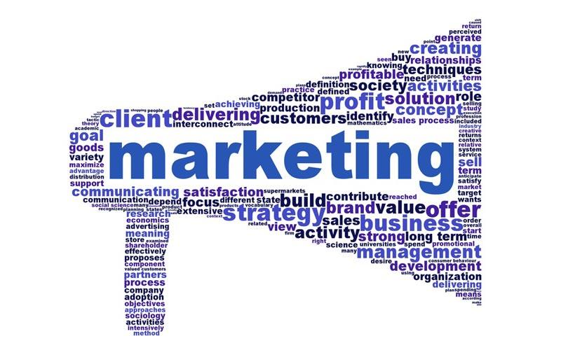 کسب و کار، بازاریابی
