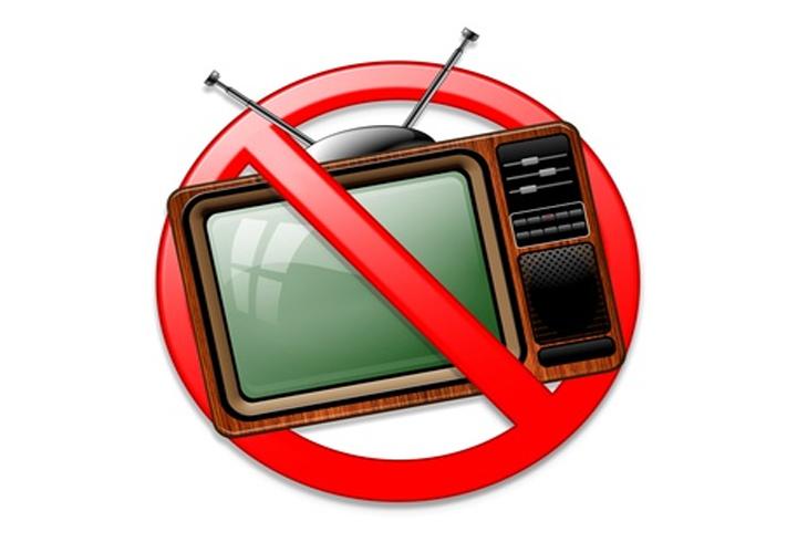 تلویزیون ممنوع