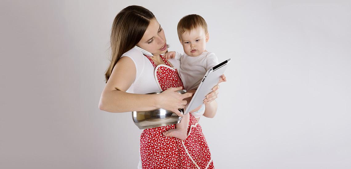 چطور والدین شاغل کارهایشان را با موفقیت مدیریت میکنند؟