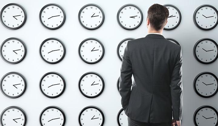 مدیریت زمان-ساعت