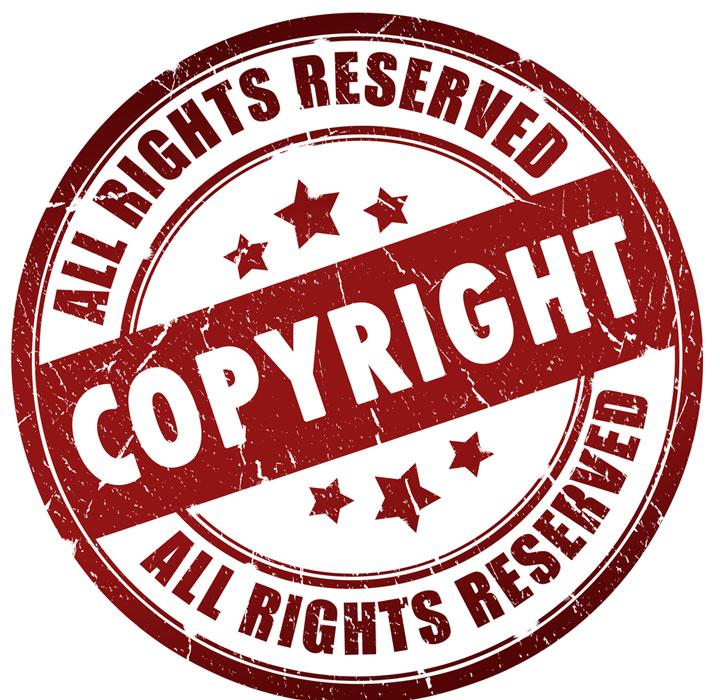 حق کپی محافظت شده