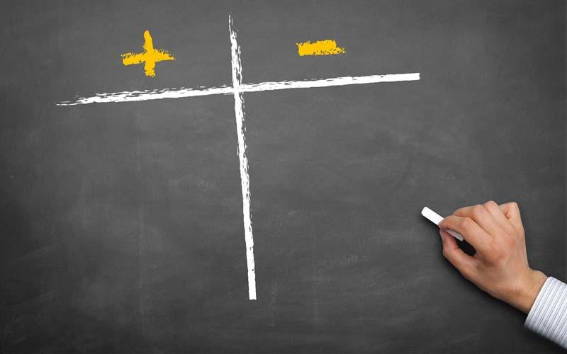 بررسی مزایا و معایب