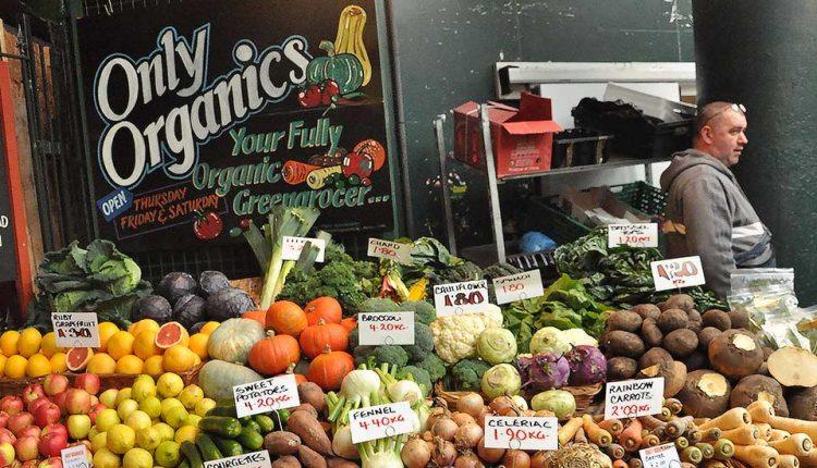 آیا خوراکیهای ارگانیک مواد مغذی بیشتری دارند؟