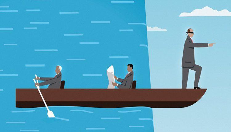 ۷ اشتباه مدیران که همه را بدبخت میکنند
