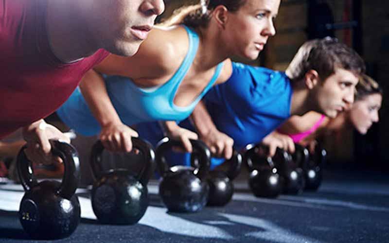 تمرینات عضلانی