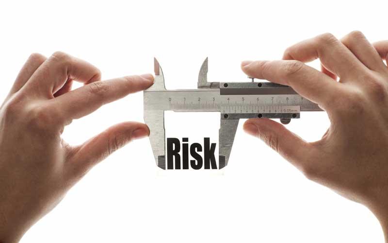 سنجش میزان ریسک