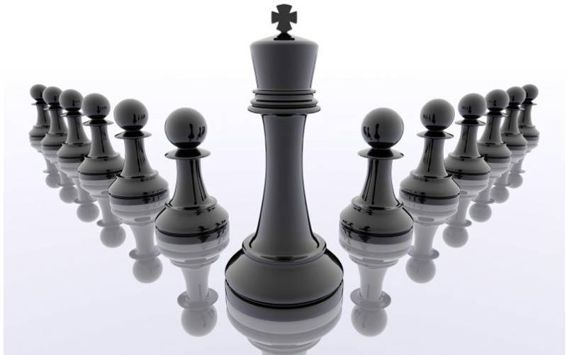 رهبران غیررسمی را شناسایی کنید