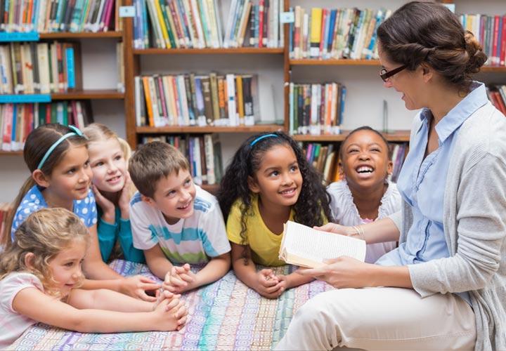 بگذارید دانشآموزانتان در یک فضای صمیمی و راحت تحصیل کنند.