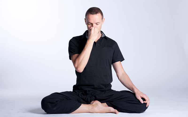 تمرین تنفس صحیح