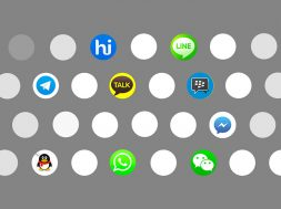 chat apps marketing