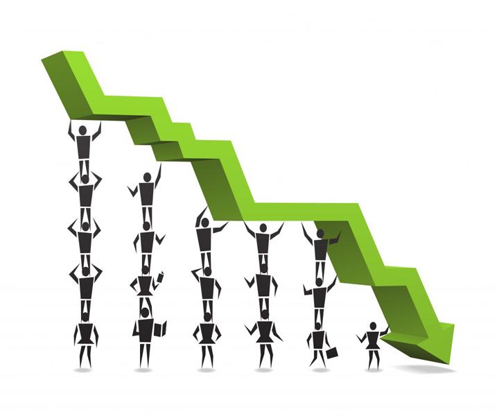 کاهش هزینه ها، تجارت آنلاین