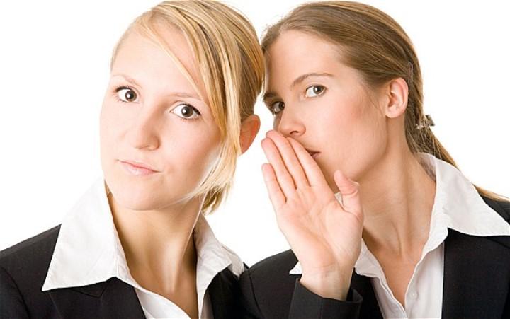 دامن زدن به شایعات در محیط کار