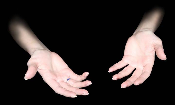 حرکات دست