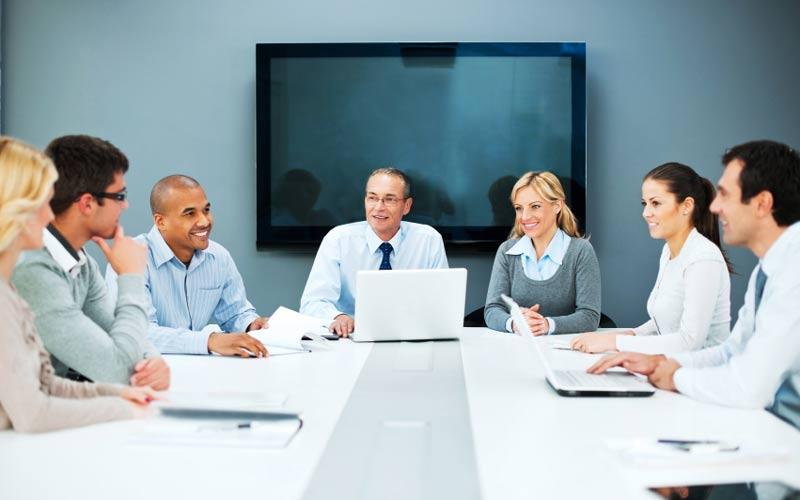 فقط در جلساتی شرکت کنید که ضروری هستند