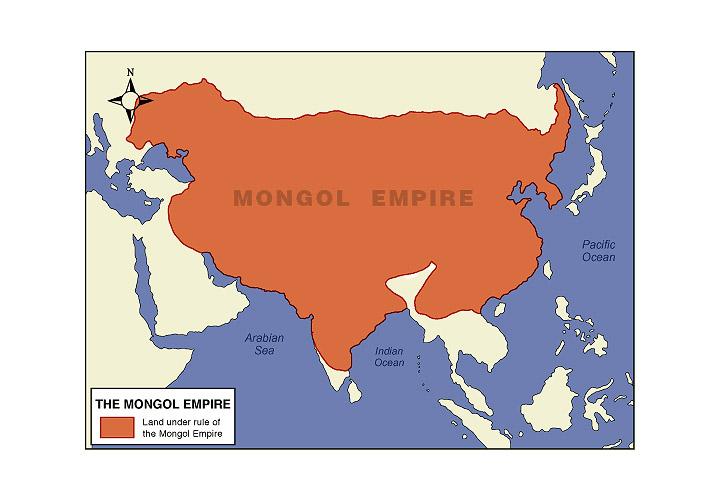 امپراتوری مغول