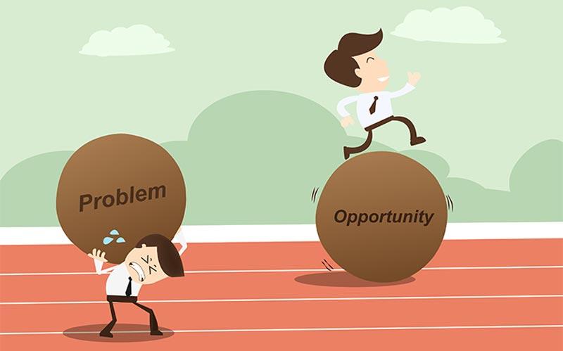 فرصت و مشکلات