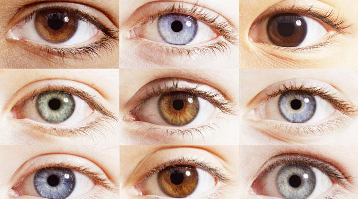 نگاه کردن به چشم
