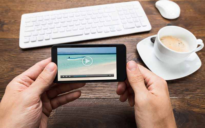 تبلیغات ویدئویی