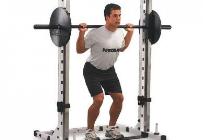 عضله سازی دستگاه اسمیت