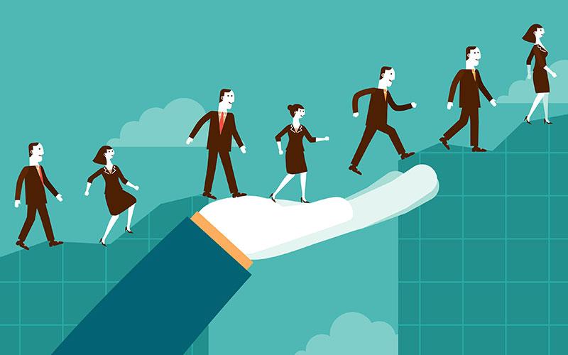 حقوق و مزایای کارمندان در شرکتهای بزرگ چگونه است؟