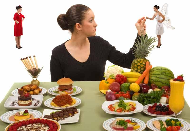 غذای سالم یا ناسالم
