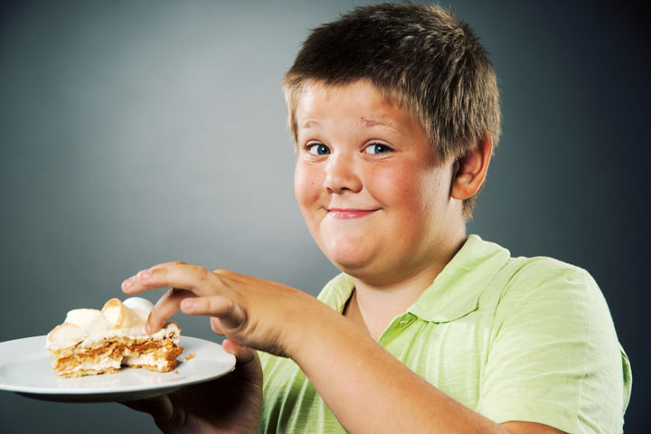 مصرف شکر افزوده - کودکان چاق