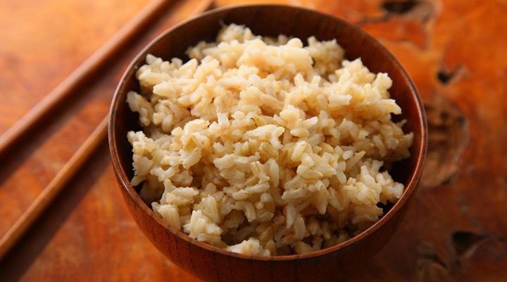 برنج قهوهای