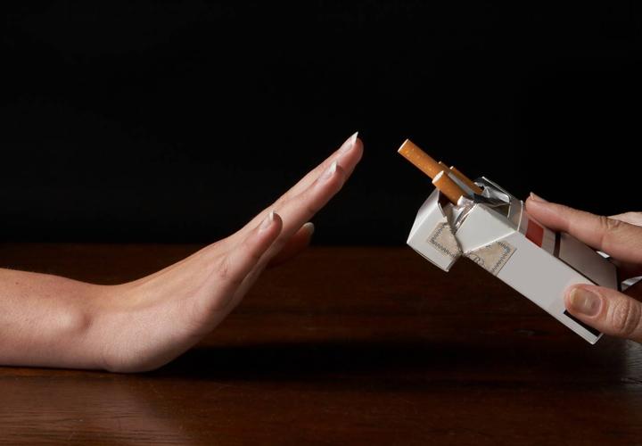 مقابله با وسوسهی سیگار کشیدن