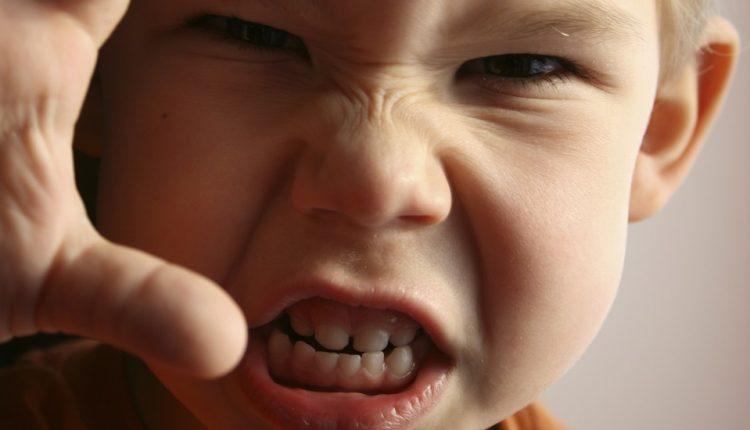 دلایل پرخاشگری کودکان و روشهای مقابله با آن