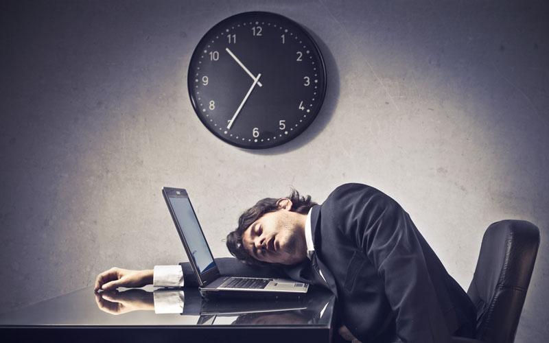 خستگی ناشی از کار