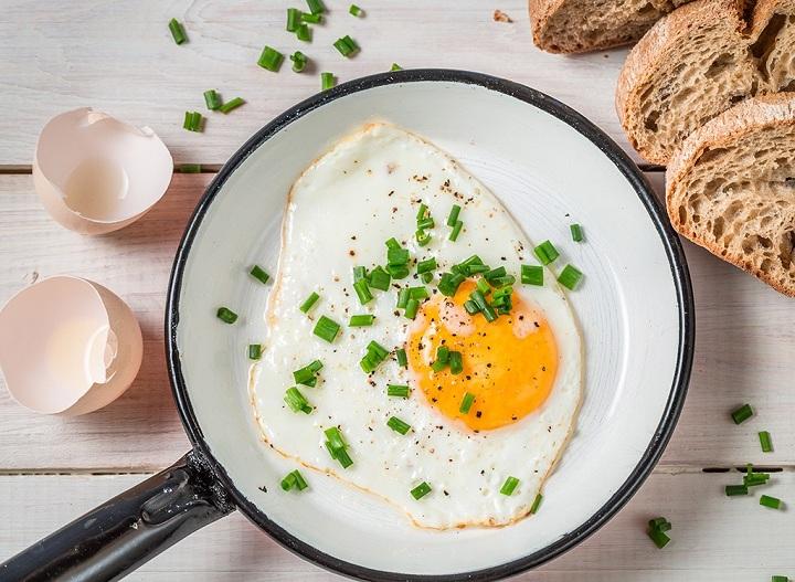 پروتئین در صبحانه