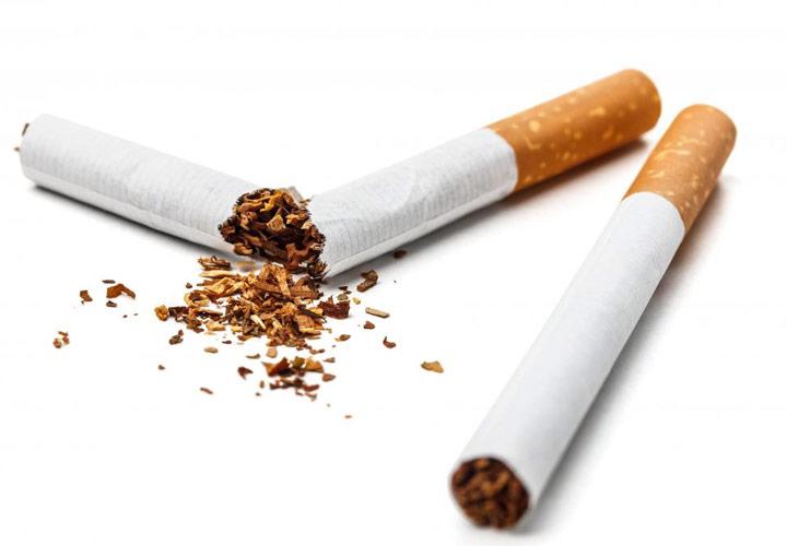 اعتیاد به سیگار