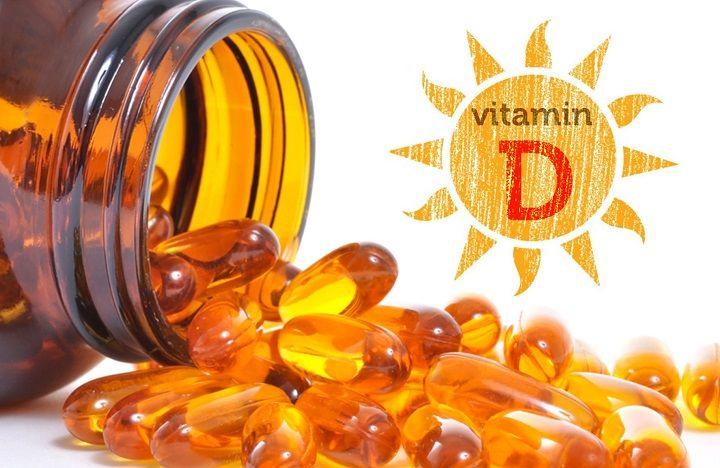 جبران کمبود ویتامین D