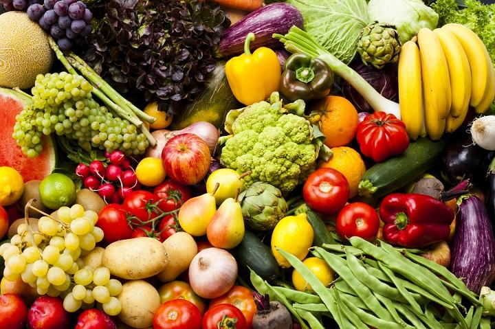 میوه و سبزیجات مصرف کنید