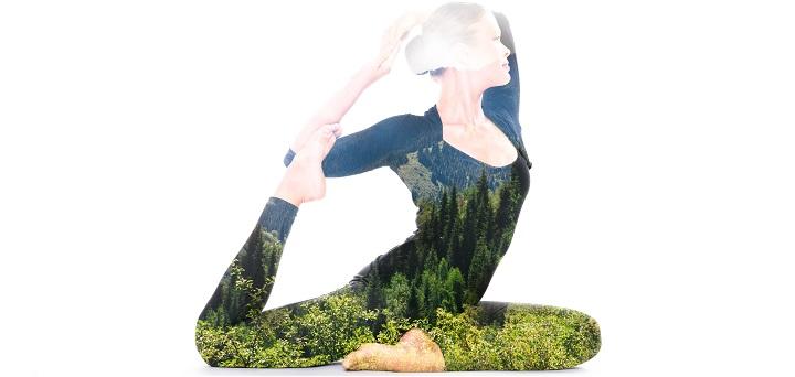 یوگا و کاهش استرس