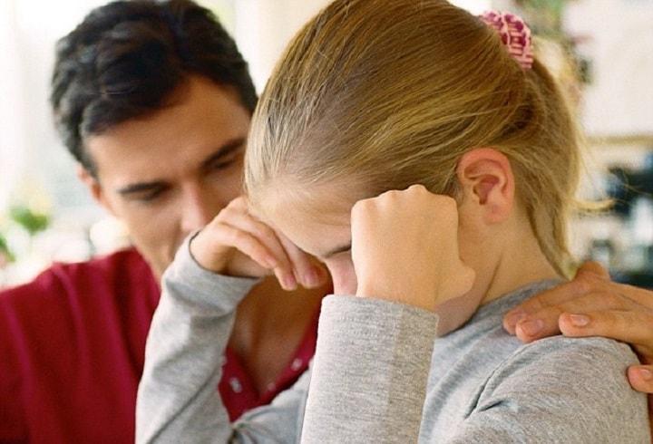 برخورد والدین باید مناسب باشد